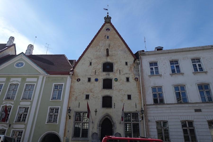 タリン市立劇場(Tallinna Linnamuuseum)