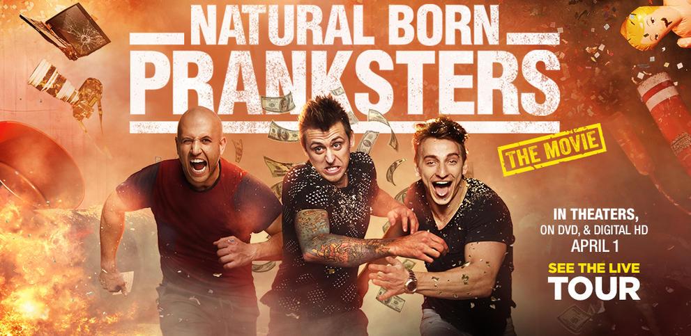 Natural Born Pranksters