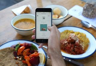 Camping comidas y rocola virtual