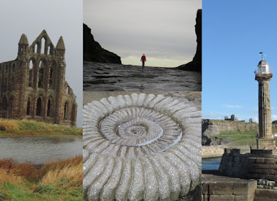 Fossil Hunting & the Snakestones of Whitby