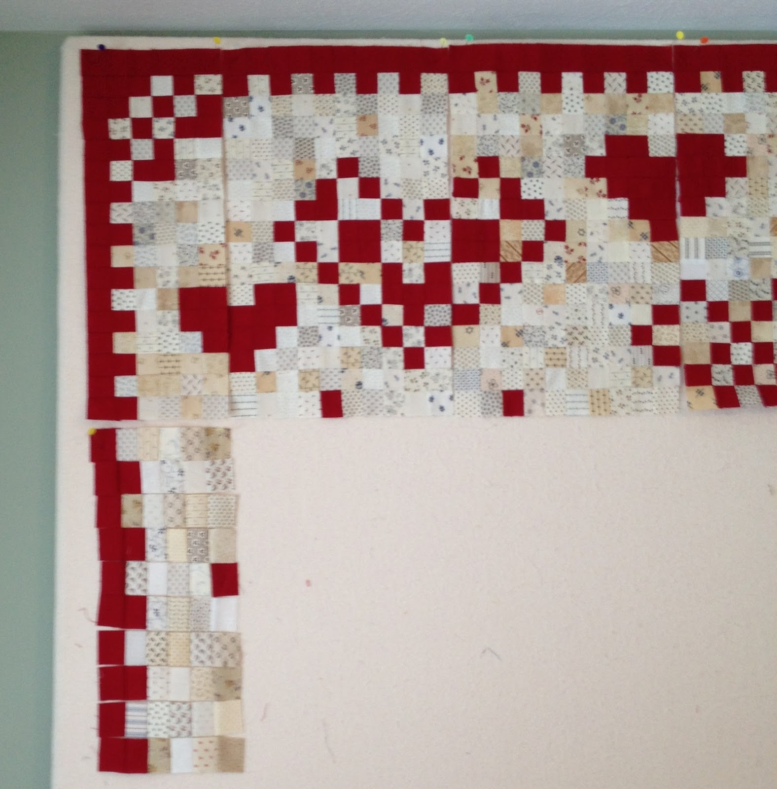 Design Wall For Quilting small quilts and doll quilts: design wall mondays - may 22, 2017