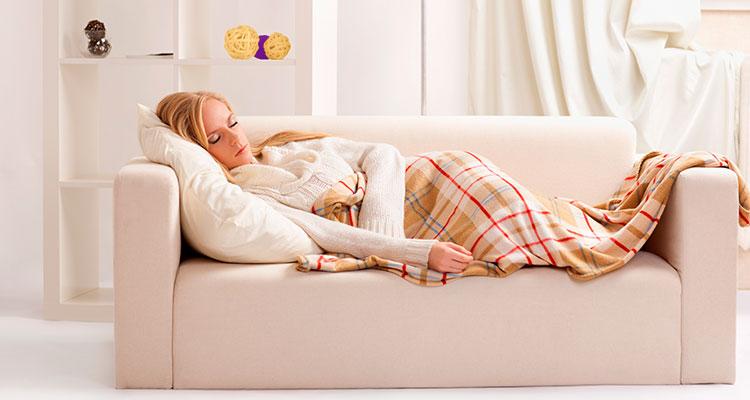 Cambiar de sitio de dormir