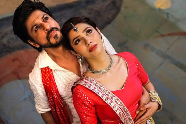Udi Udi Jaye, SRK, Mahira Khan, Raees