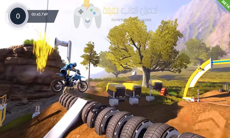 تحميل لعبة الدراجات النارية للكمبيوتر برابط مباشر وحجم صغير
