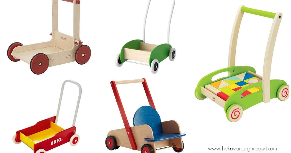 Push And Pull Toys : Montessori friendly push and pull toys