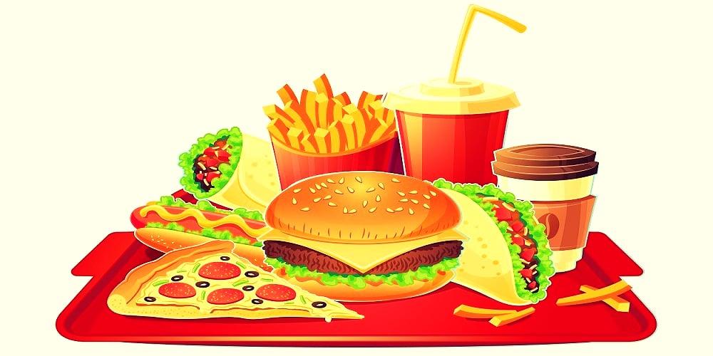 Dampak Buruk Junk Food Bagi Kesehatan Tubuh