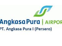 Lowongan Kerja PT Angkasa Pura 1 (Persero) 2018/2019
