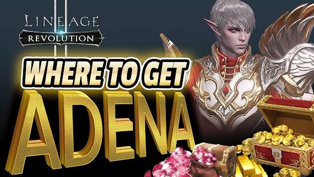 Cara Mendapatkan Adena di Lineage 2 Revolution Indonesia