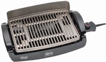 Delonghi Barbecue Grill July 2014