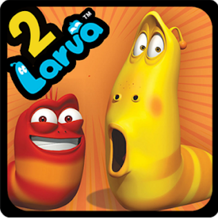 Larva Heroes Episode 2 v1.4.0 Apk Data for android