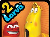 Larva Heroes Episode 2 v1.4.0 Apk Data for android
