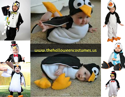 Mr. Popper's Penguins Halloween Costume for toddlers 2016