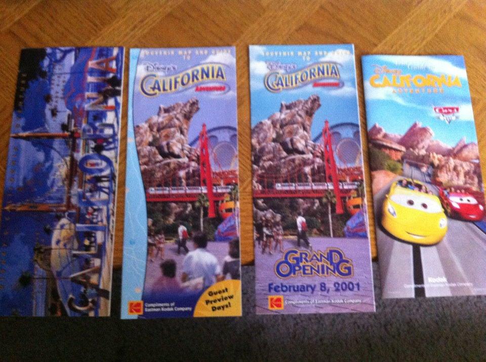 Sasaki Time Disney California Adventure Re Opening June 15 2012
