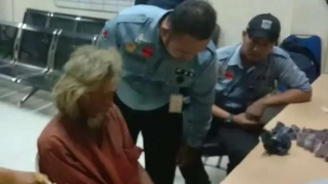 Dapat Rp3 Juta, Kakek Masyadi Baru Seminggu Ngemis di Jakarta