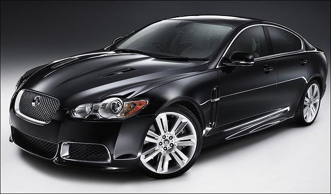 Sport Cars - Concept Cars - Cars Gallery: Black jaguar car - photo#3