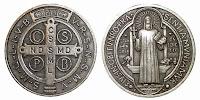Medalla San Benito - Sacramental