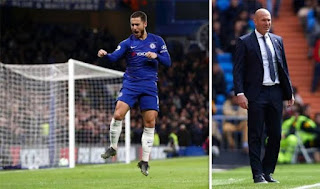 Real Madrid with much confident to sign Chelsea star Eden Hazard.