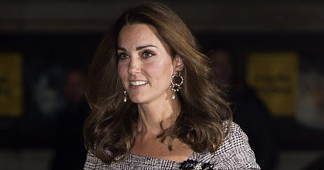The Duchess of Cambridge attends theVictoria & Albert Museum Photography Centre