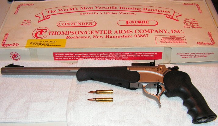 Dr  Drive's Gun Reviews: A Look at The Thompson/Center