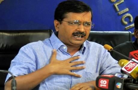 Delhi CM Kejriwal alleges massive scam in demonetisation scheme