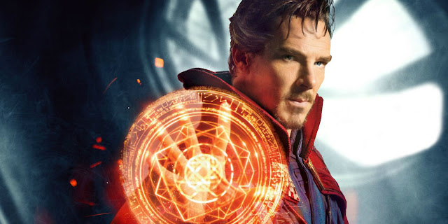 5 Thoughts on Doctor Strange : Review Without Spoilers Marvel comics Benedict Cumberbatch