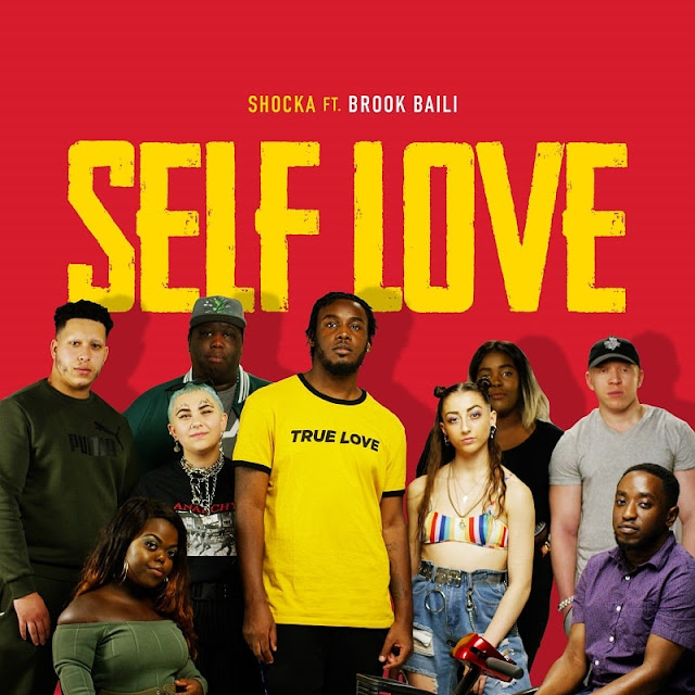 Shocka Unveils Video For New Single 'Self Love'