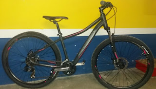 Stolen Bicycle - Orbea Sport 27 30