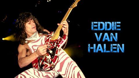 Biografía y Equipo de Eddie Van Halen
