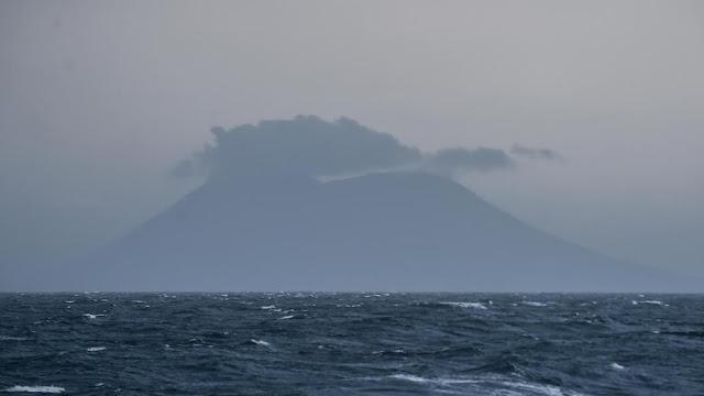 Terjadi 13 Letusan Gunung Anak Krakatau dari Malam Hingga Pagi Ini