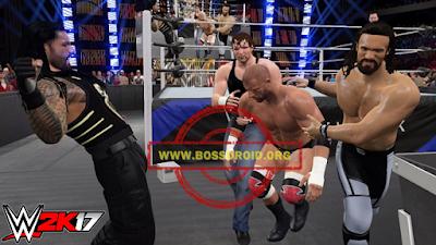 WWE 2K17 PSP Iso