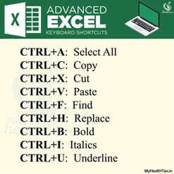 Excel Tip and Tricks