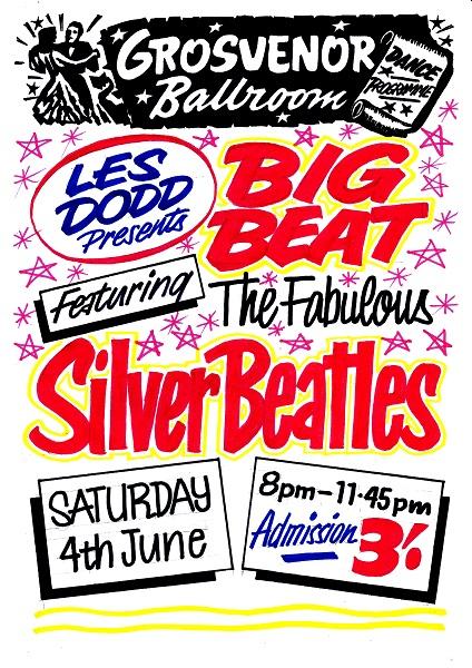 thefootballvoice: Mersey Beat - The Grosvenor Ballroom, Wallasey