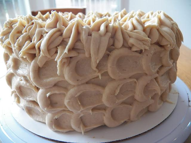 PB&J Cake