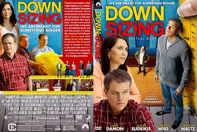 Downsizing DVD Cover