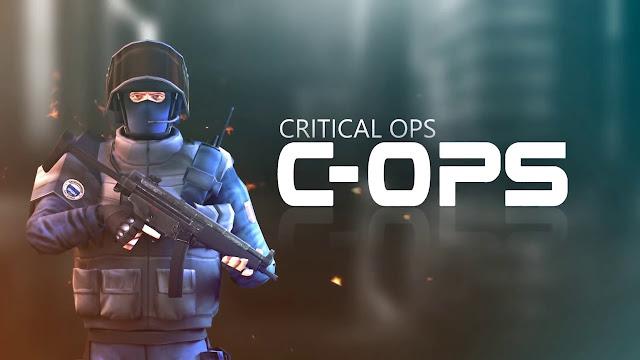 تحميل لعبة الحربية Critical Ops كاملة للاندرويد اخر تحديث