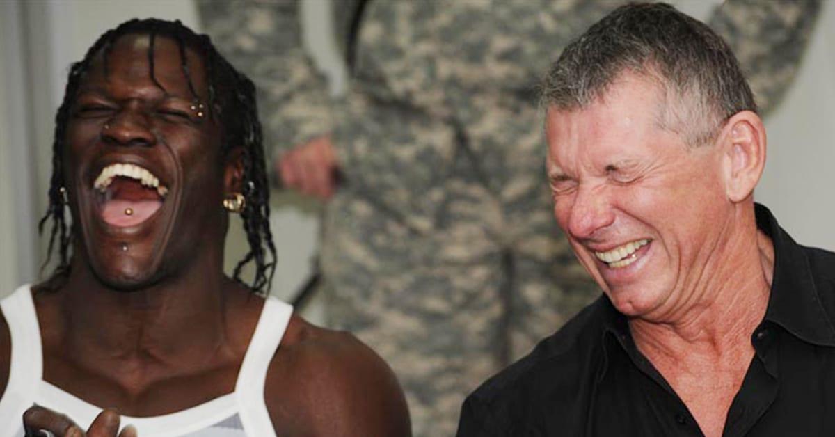 R-Truth diz que Vince McMahon é um grande fã da sua criatividade
