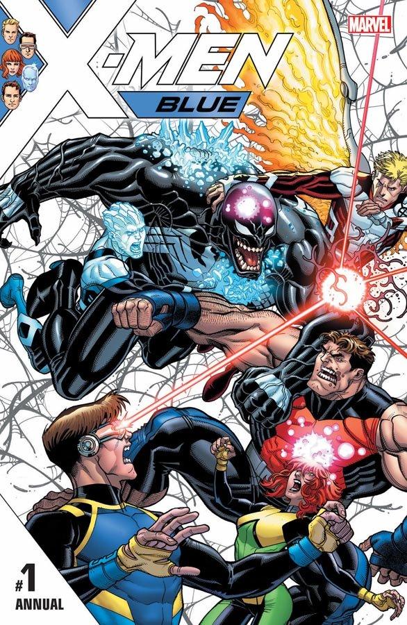 X-Men Blue Annual Nº 1