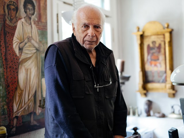 Νίκος Κούνδουρος: «Έλληνας μέχρι το βάθος της ψυχής μου και του μυαλού μου»