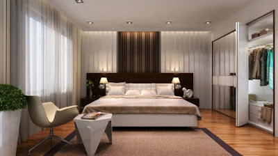 modern bedrooms with bed design catalogue