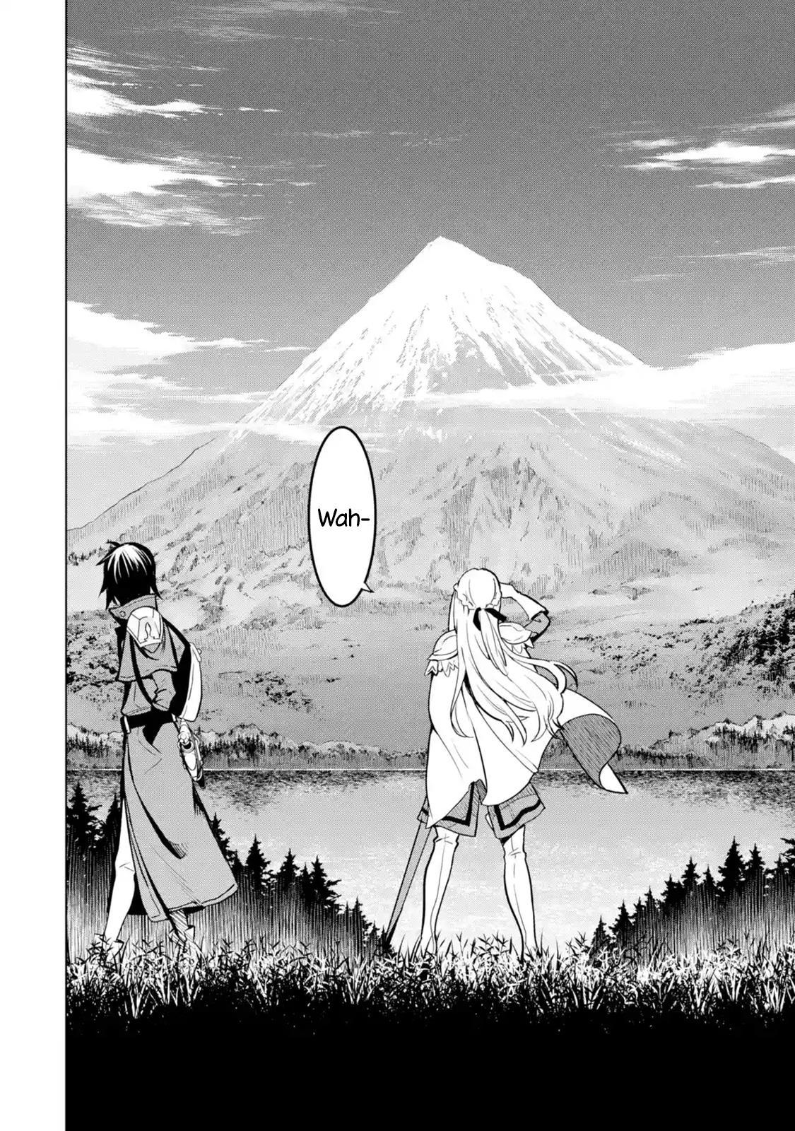 Koko Ha Ore Ni Makasete Saki Ni Ike To Ittekara Jyunen Ga Tattara Densetsu Ni Natteita. Chapter 4.4 gambar ke 5