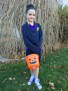 Ms O Costume from Odd Squad