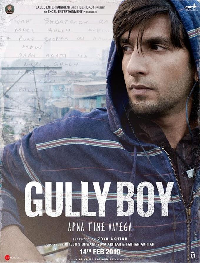 Review Filem Gully Boy