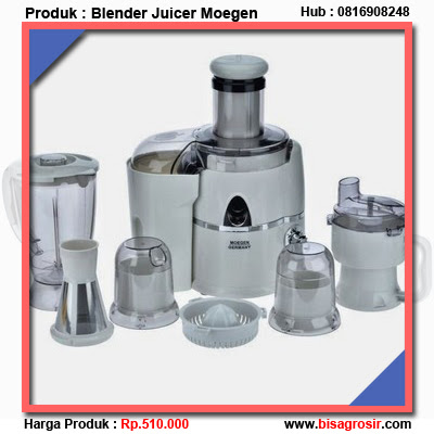 Blender Juicer 7 in 1 Moegen Germany Murah