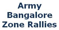 Army Bangalore Zone, Karnataka Rally, Kerala Rally