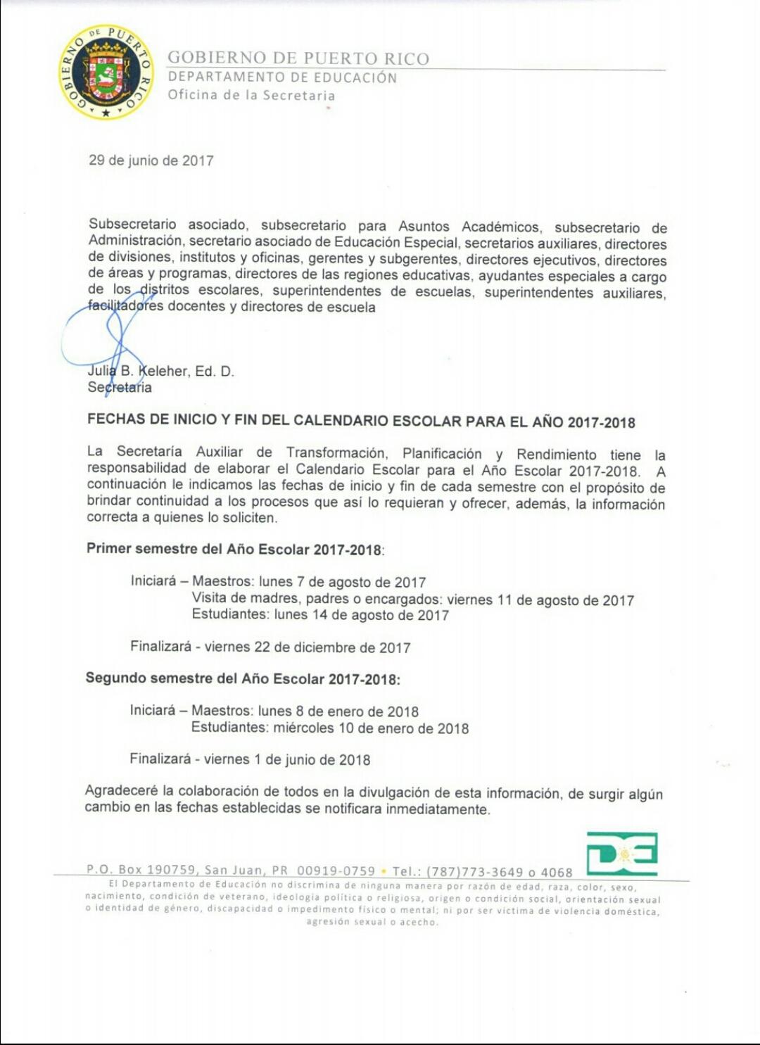 Consejería Profesional Escuela Superior Ana Roqué De Duprey
