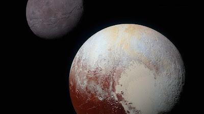 Um dos maiores mistérios de Plutão é desvendado