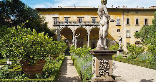 Open day of the villas and gardens in Florence 22 May 2016
