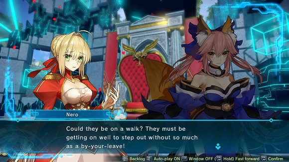 Fate EXTELLA LINK Free Download