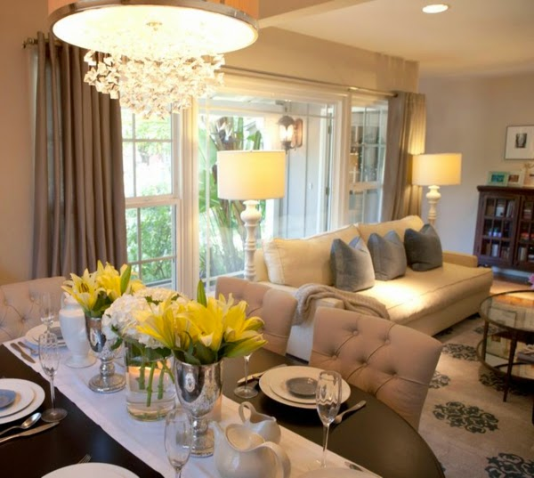 Living Room Lighting Ideas Classic Chandeliers