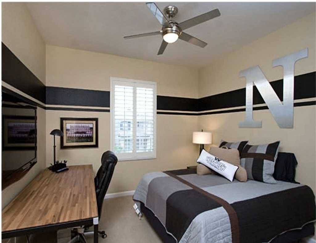 Home Improvement: How to Decorate a Small Bedroom for a ... on Teenage Bedroom Ideas Boy Small Room  id=87708